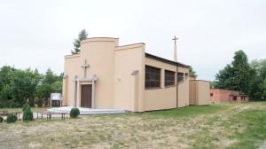 kaplica w Skarszewie